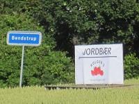 Skilt Holgers